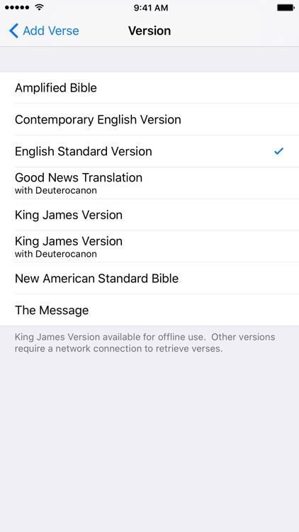 Bible Memory - to God be the glory screenshot-4