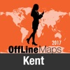 Kent オフラインマップと旅行ガイド