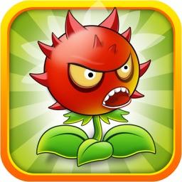 Crazy Plants War - Z Attack