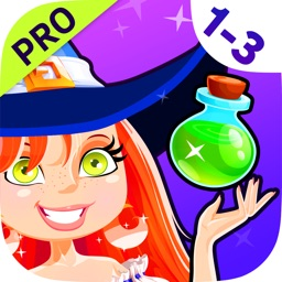 Candy Witch Games for Kids. Premium!
