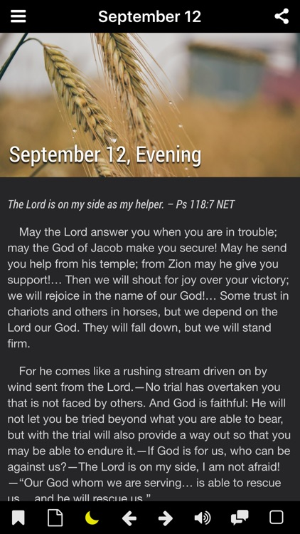 Daily Light on the Daily Path - Daily Devotional screenshot-4