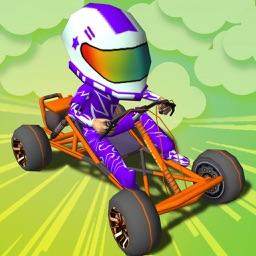 Go Kart Buggy Rally - GoKart Buggy Racing for Kids