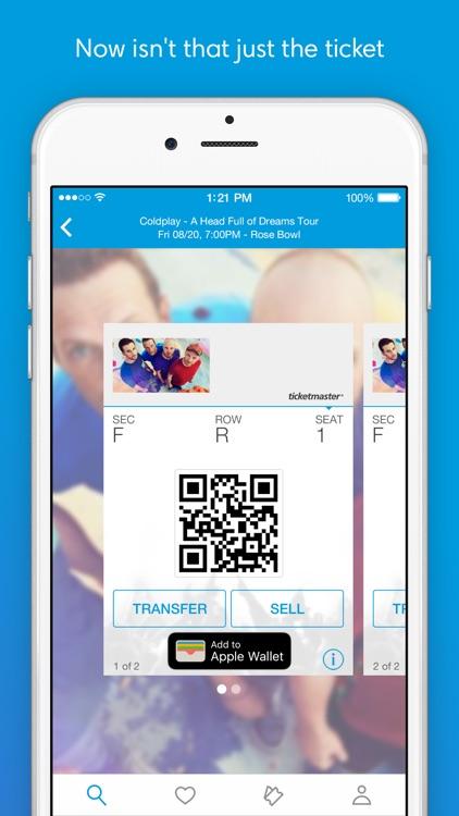Ticketmaster screenshot-4
