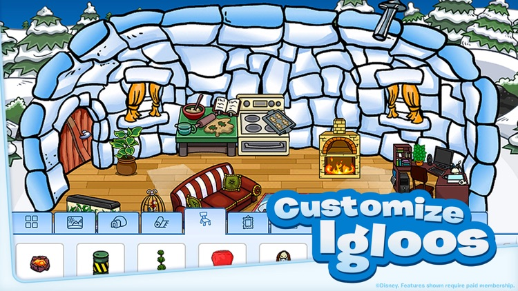 Club Penguin screenshot-3