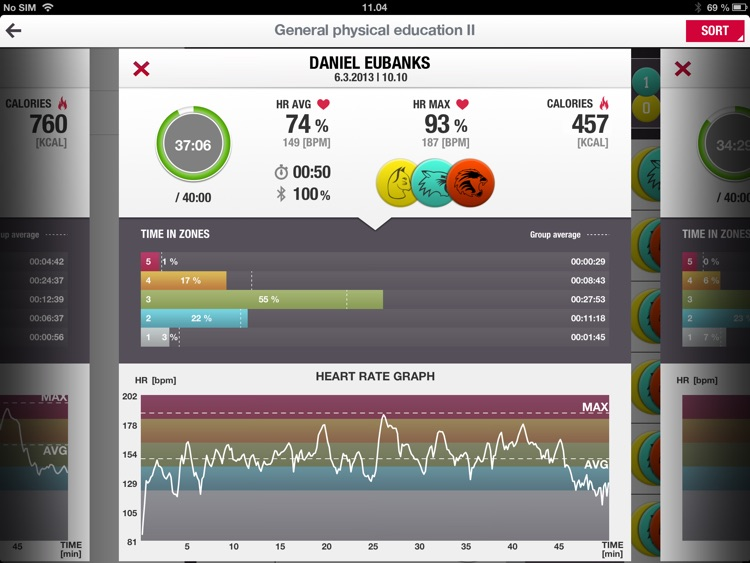 Polar GoFit screenshot-3