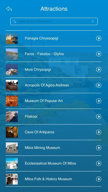 Sifnos Island Tourism Guide