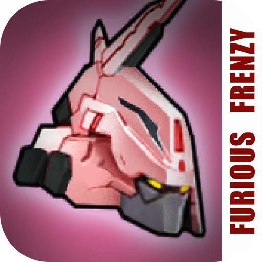 Furious Frenzy:Triple-Form Robot vs Monster iOS App