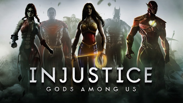 Injustice Gods Among Us on the App Store