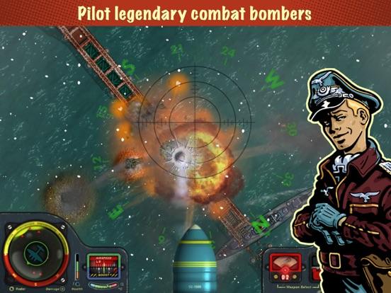 iBomber Winter Warfare Screenshots