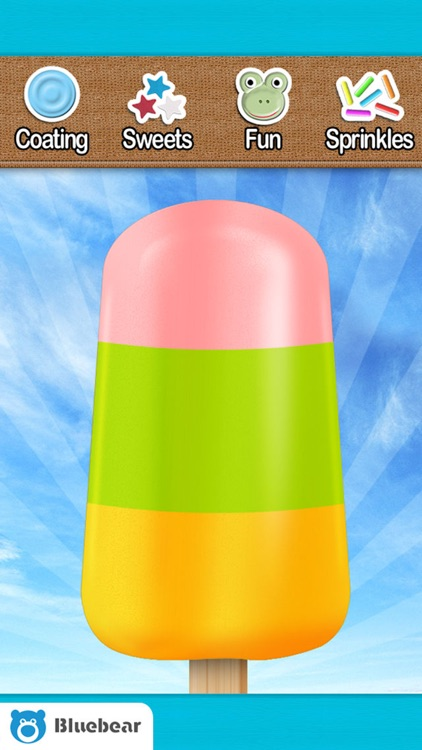 Ice Pop & Popsicle Maker by Bluebear screenshot-4