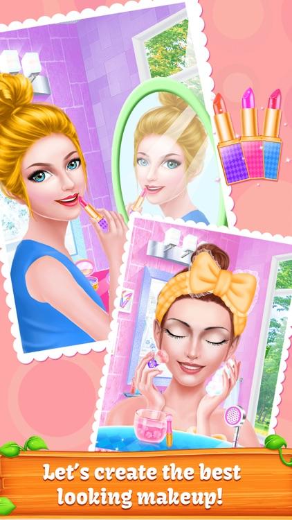 Beauty Fashion: Lipstick Maker - Design own Makeup screenshot-4