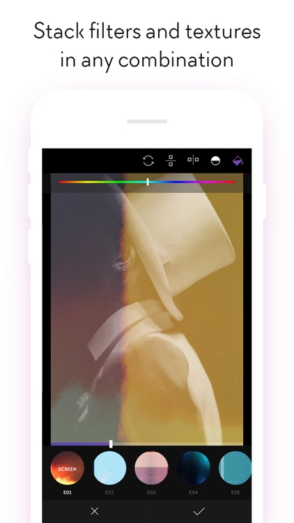 Filterloop - Photo Filters and Analog Film Effects