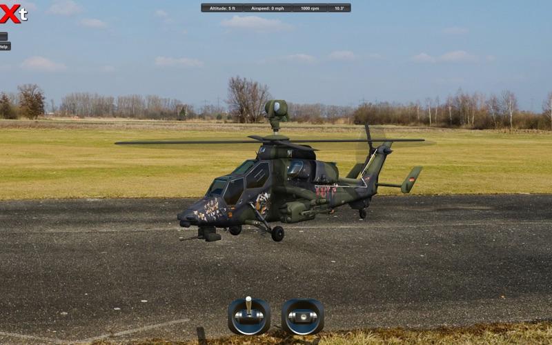 Screenshot #3 pour CGM rc Heli Simulator