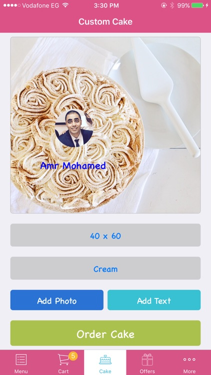 Kreaz Desserts - حلويات كريز screenshot-2