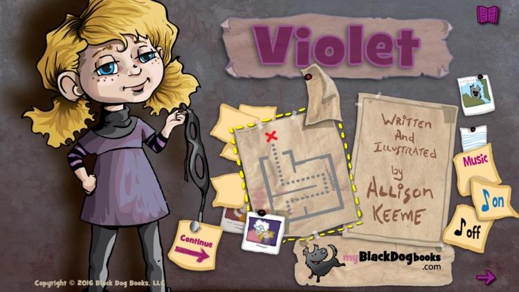 Violet – Interactive Children's Storybook