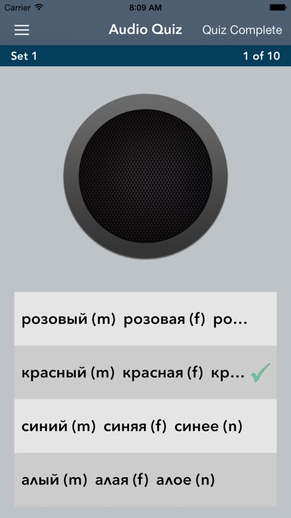 Russian Essentials screenshot-1