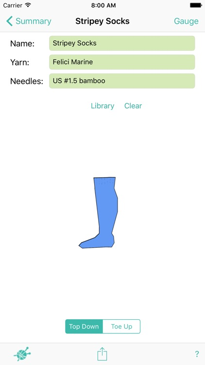 SockCalc screenshot-0