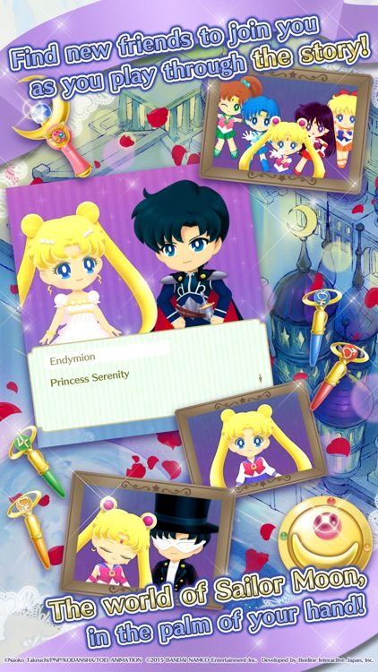 Sailor Moon Drops screenshot-3