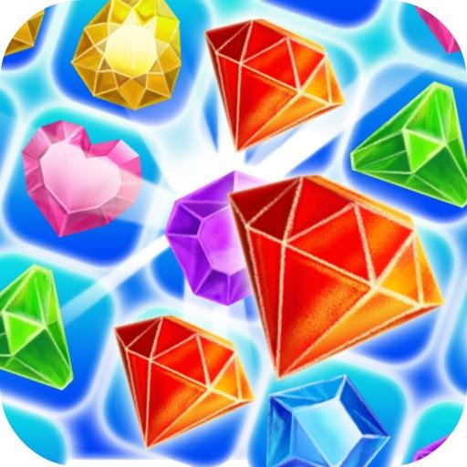 Jewels Universal Treasure Match3
