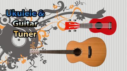 ukulele tuner and guitar tuner screenshot one