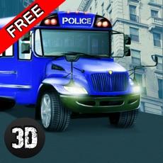 Activities of City Police: Jail Criminal Transport 3D