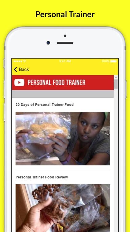 Personal Health Trainer screenshot-3