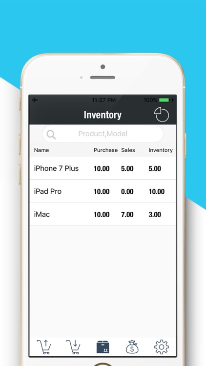 Day Sales Tracker - Retail inventory/Stock control