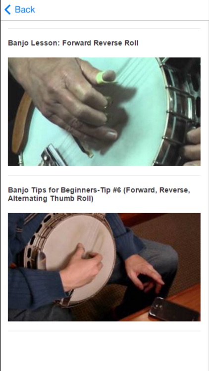 Banjo - Learn How To Play Banjo Easily screenshot-3