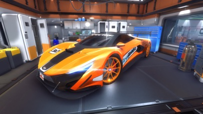 Fix My Car: GT Supercar Shop Screenshots