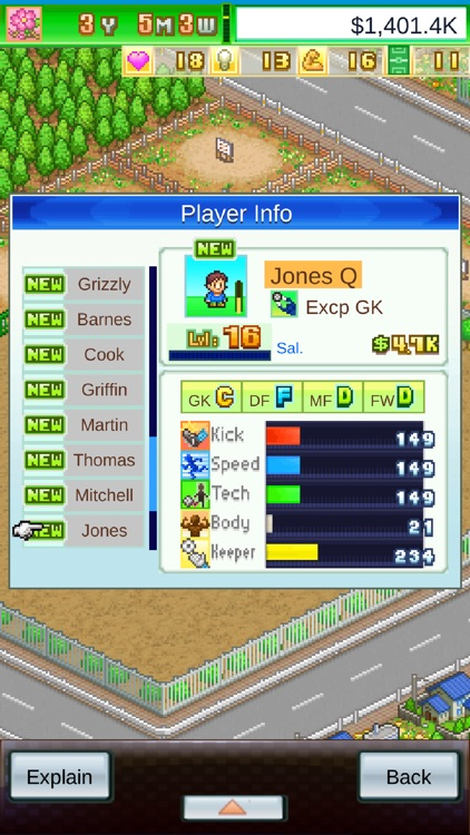 Pocket League Story screenshot-1