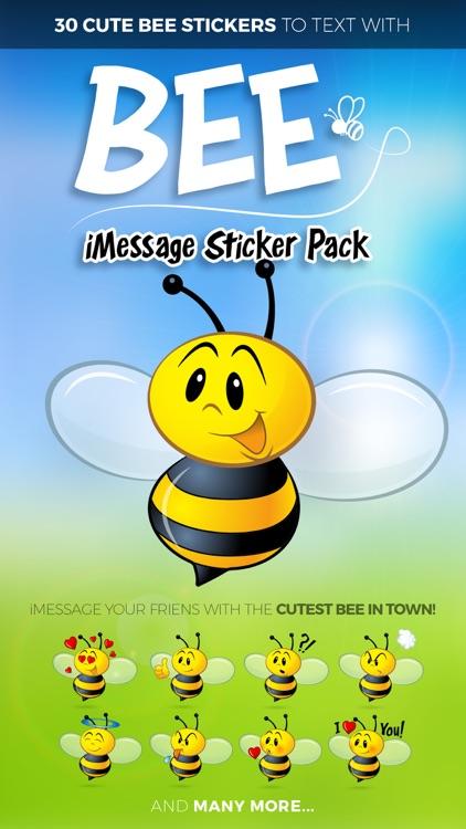 Bee Sticker Pack