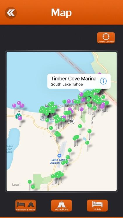 South Lake Tahoe Travel Guide screenshot-3