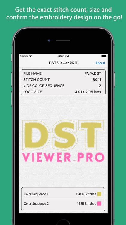 DST Viewer PRO