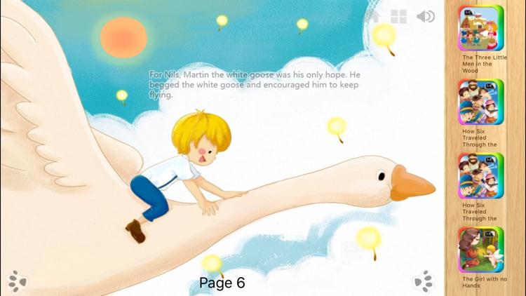 The Wonderful Adventures of Nils - iBigToy screenshot-4