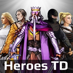 Heroes TD : Gargoyles vs Zombies