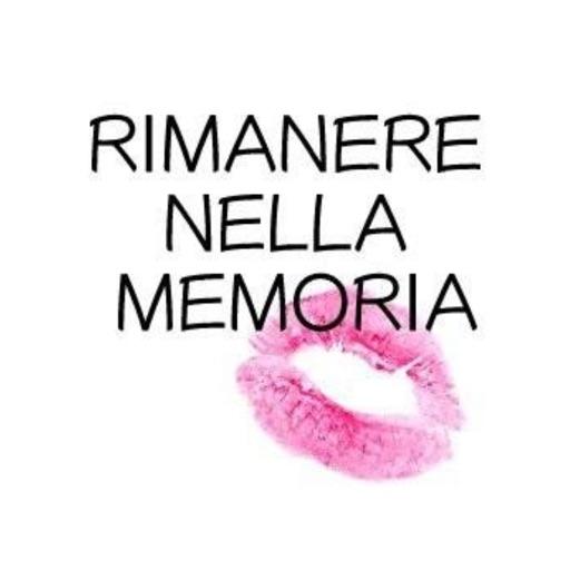 Rimanere nella memoria