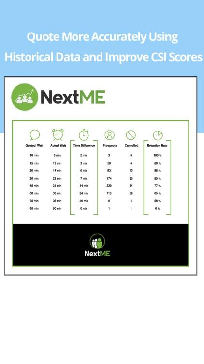 NextME Waitlist for Cars screenshot-4