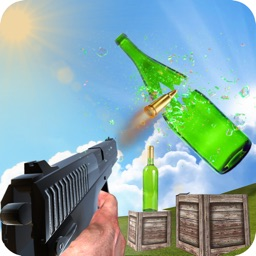 Flip Bottle Shooting Range - Expert Shoot Training