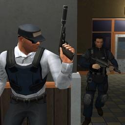 Secret Agent Rescue Mission 3D – Asylum Escape
