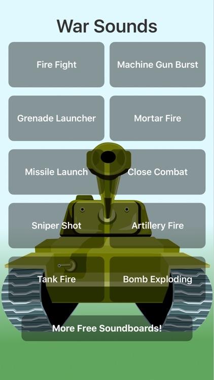 War Sounds!