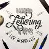 Letras de la mano para principiantes- Guía Creativ