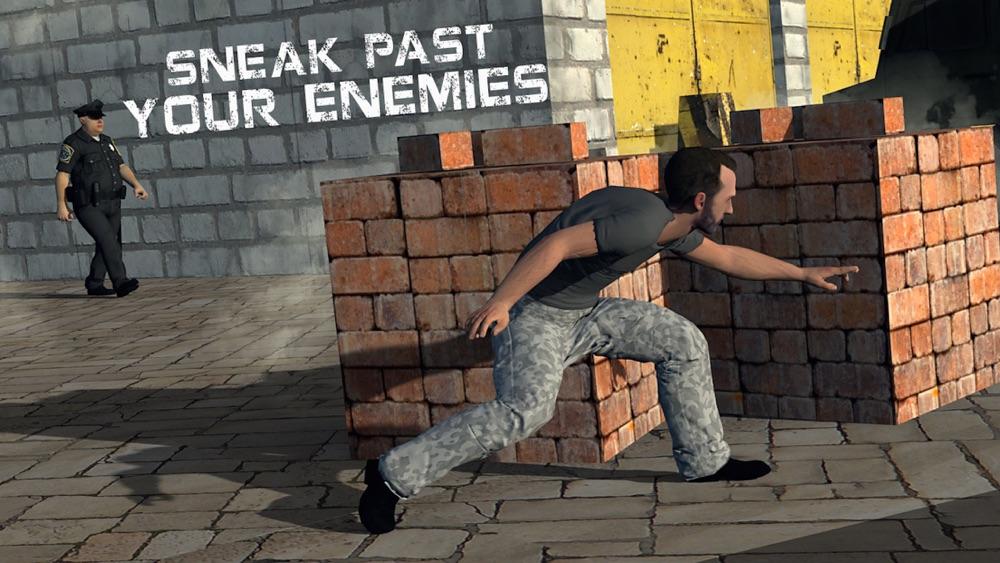 Survivor Spy Prison Escape hack tool