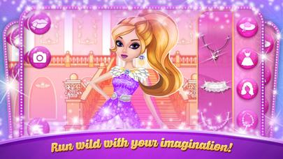 Romantic Princess Makeover - Beauty salon screenshot three