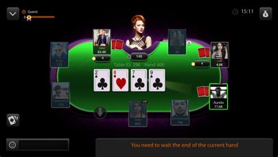 PokerON screenshot three