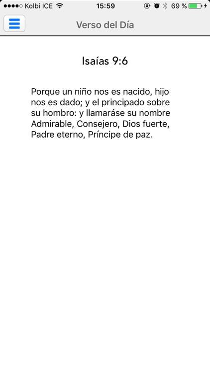 Biblia Reina Valera en Español screenshot-4