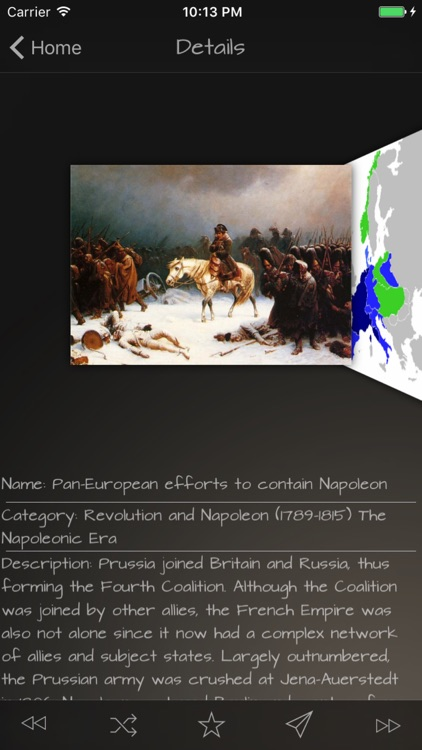 History of France Info