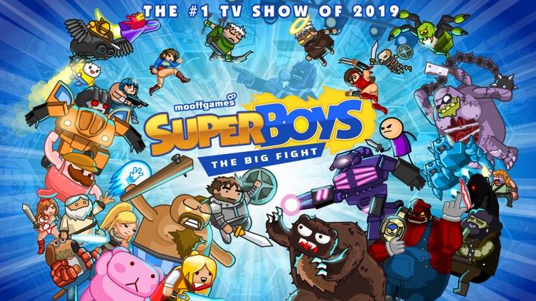 Super Boys - The Big Fight screenshot-0
