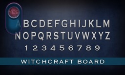 "Witchcraft ""Ouija"" Board"