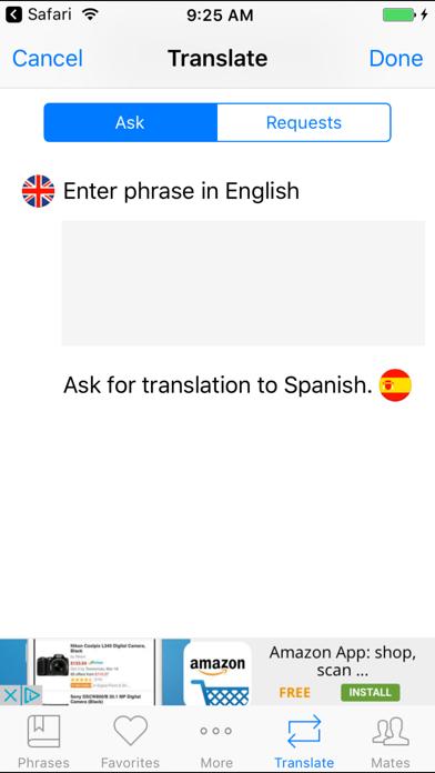 PhraseMates Screenshot