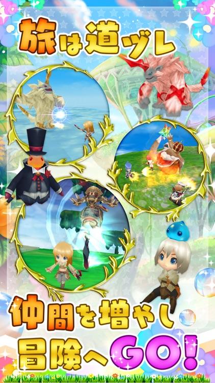 【かんたん!かわいい!アクションRPG】ぷちっとくろにくる screenshot-3